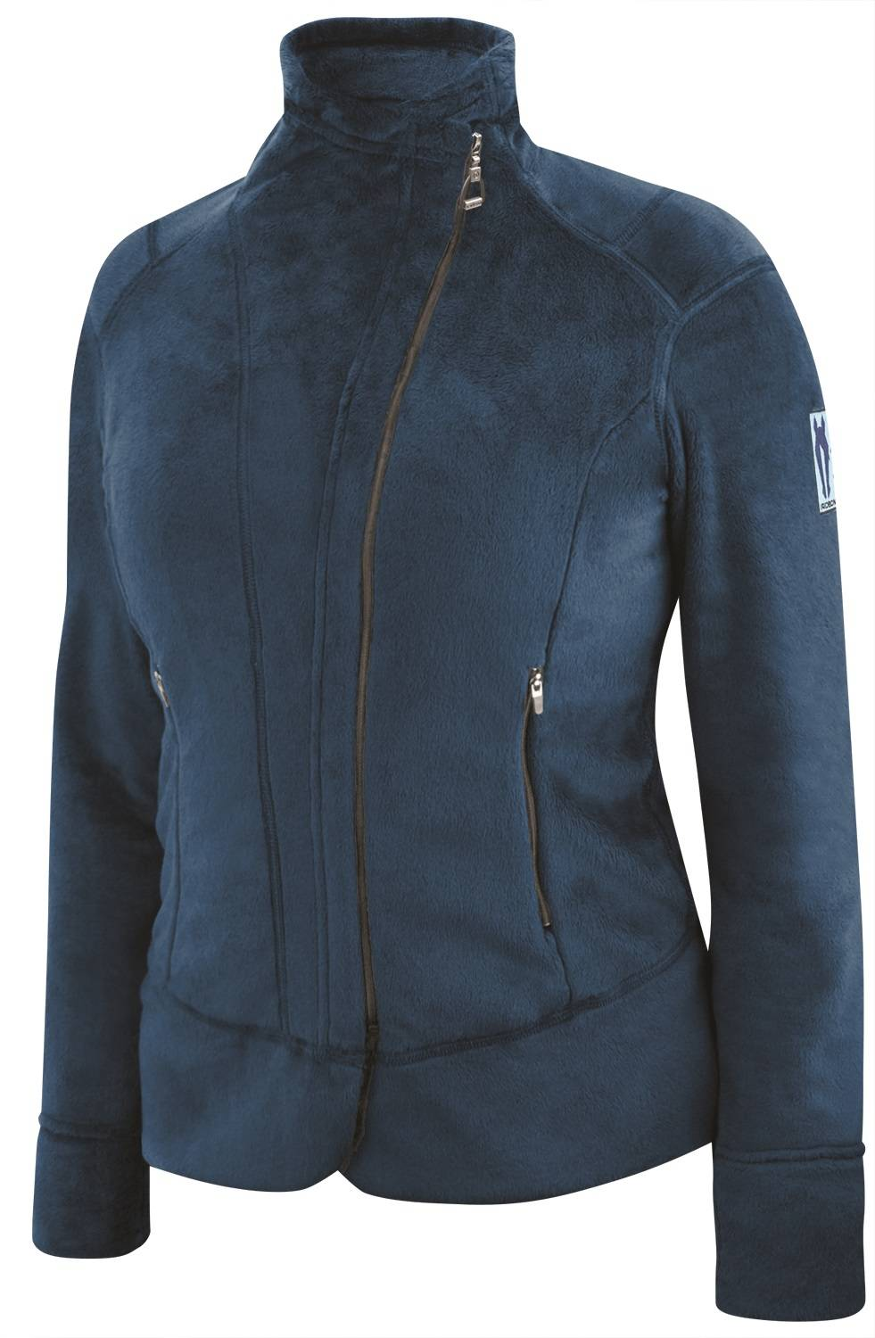 Outlet - Irideon Icelandic Fleece Jacket - Ladies, X-Large, Sapphire