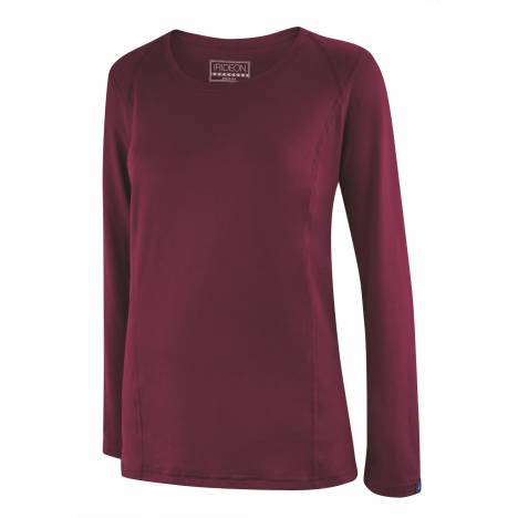 Irideon Thermaluxe Long Sleeve Crew - Ladies