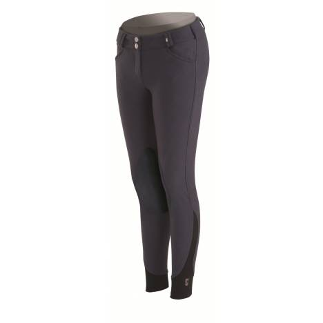 Tredstep Nero Silicone Breeches - Ladies, Knee Patch