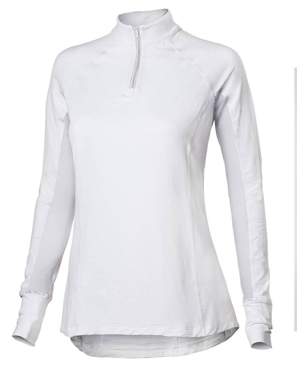 Outlet - Noble Outfitters Ashley Performance Shirt - Ladies, X-Large, White