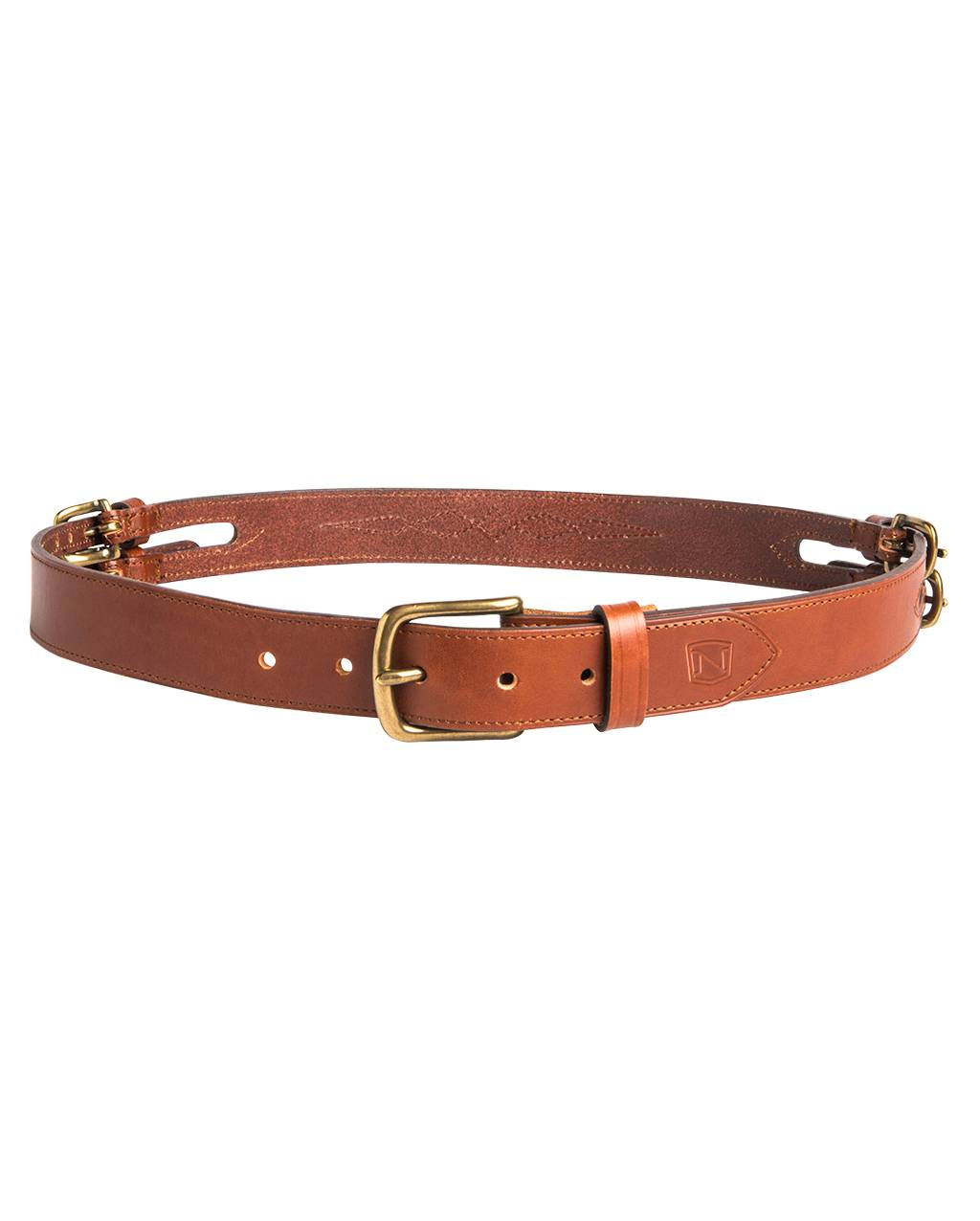 Noble Outfitters Double Buckle Belt - Ladies