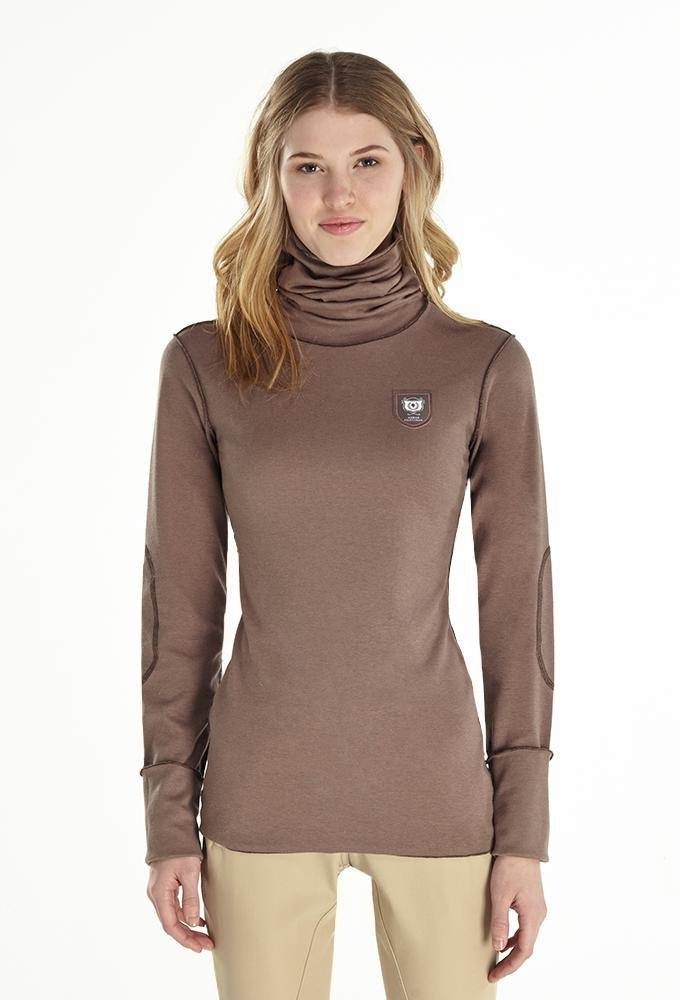 AS Ladies Eco Bamboo Turtleneck