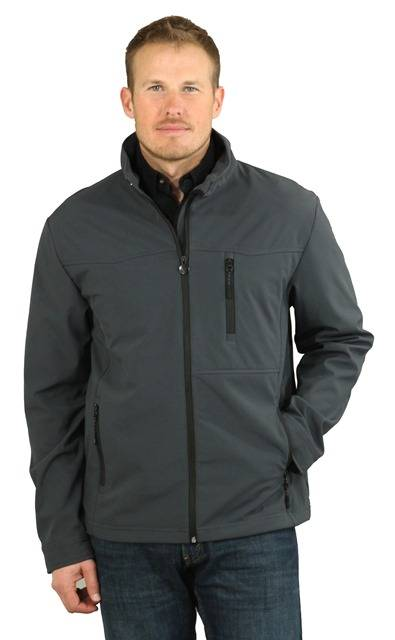 Outback Trading Ashmore Softshell Jacket- Men's
