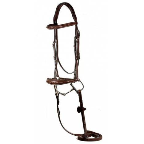 Nunn Finer Liliana Drop Noseband Bridle