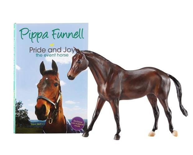 Breyer Horse Stories Pippa Funnell's Primmore's Pride