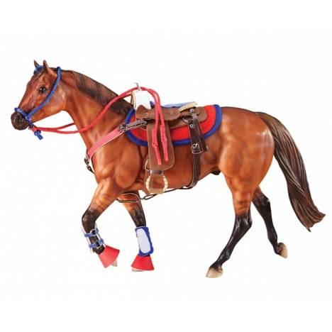 Breyer Traditional Series Tack Western Riding Set