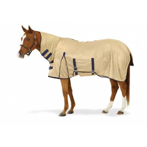 Equi-Essentials Softmesh Combo Fly Sheet with Belly Band