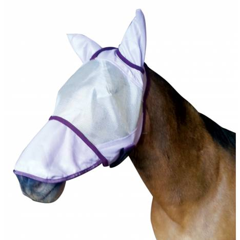 Centaur Pony Super Fly Long Nose Mask