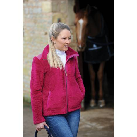 Mountain Horse Morris Cozy Fleece Jacket