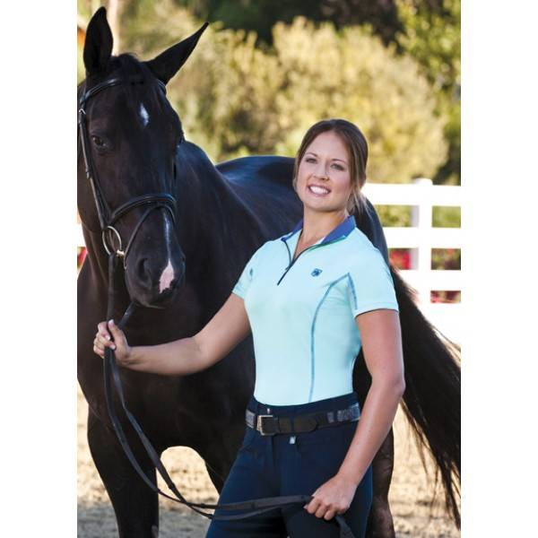 Romfh Pirouette Shirt - Ladies, Short Sleeve