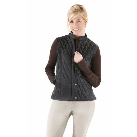 Ovation Gladstone Quilted Vest - Ladies