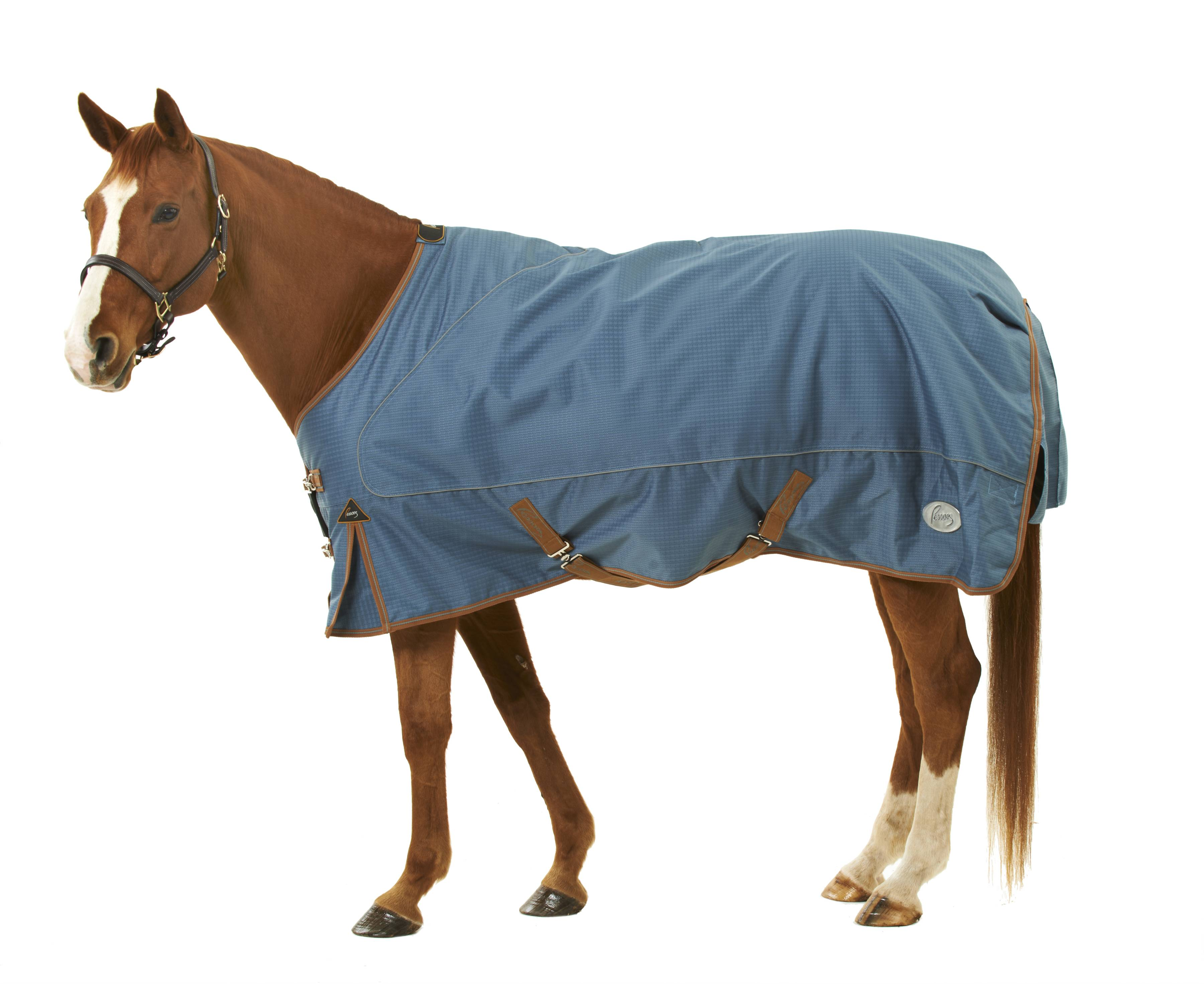 Pessoa 1680D Turnout Blanket with 180G Fill