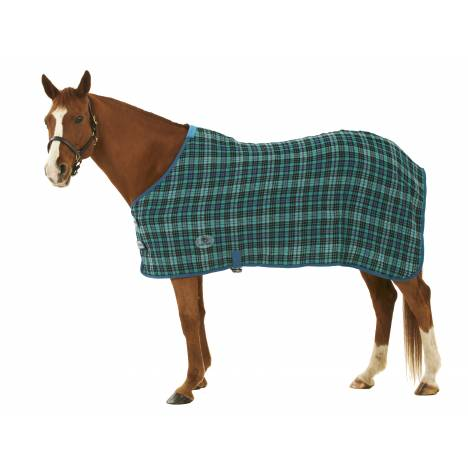 Centaur Wickster Anti-Sweat Sheet - Plaid