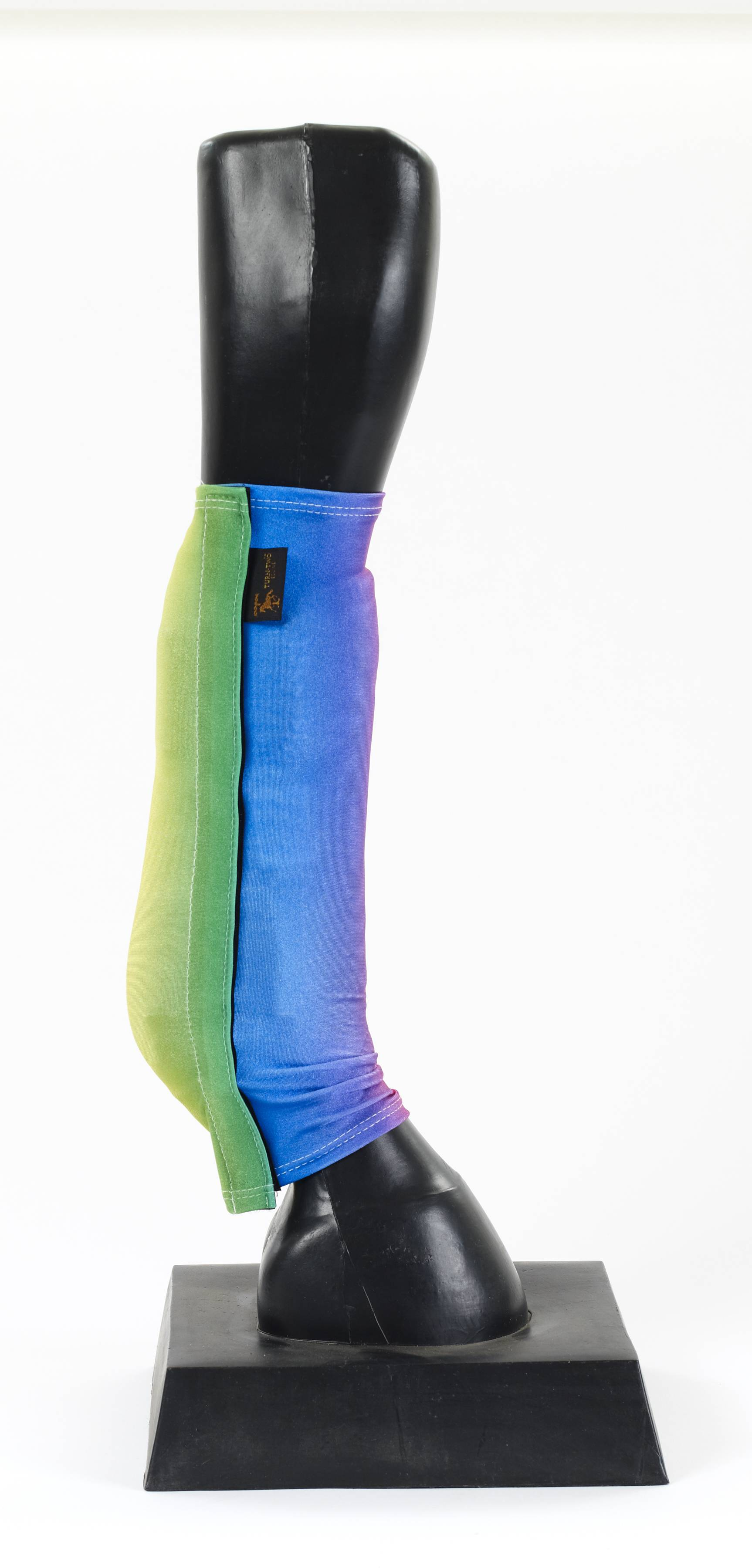 Turn-Two Sport Boot Socks - Rainbow