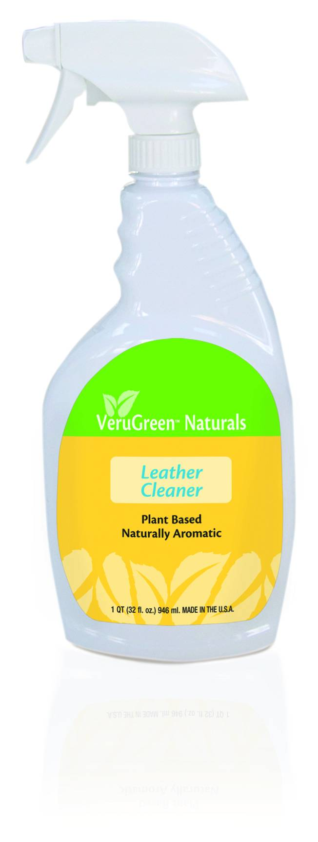 VeruGreen Naturals Leather Cleaner