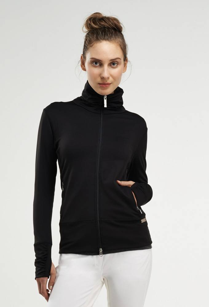 NOEL ASMAR Equestrian High Collar Jacket