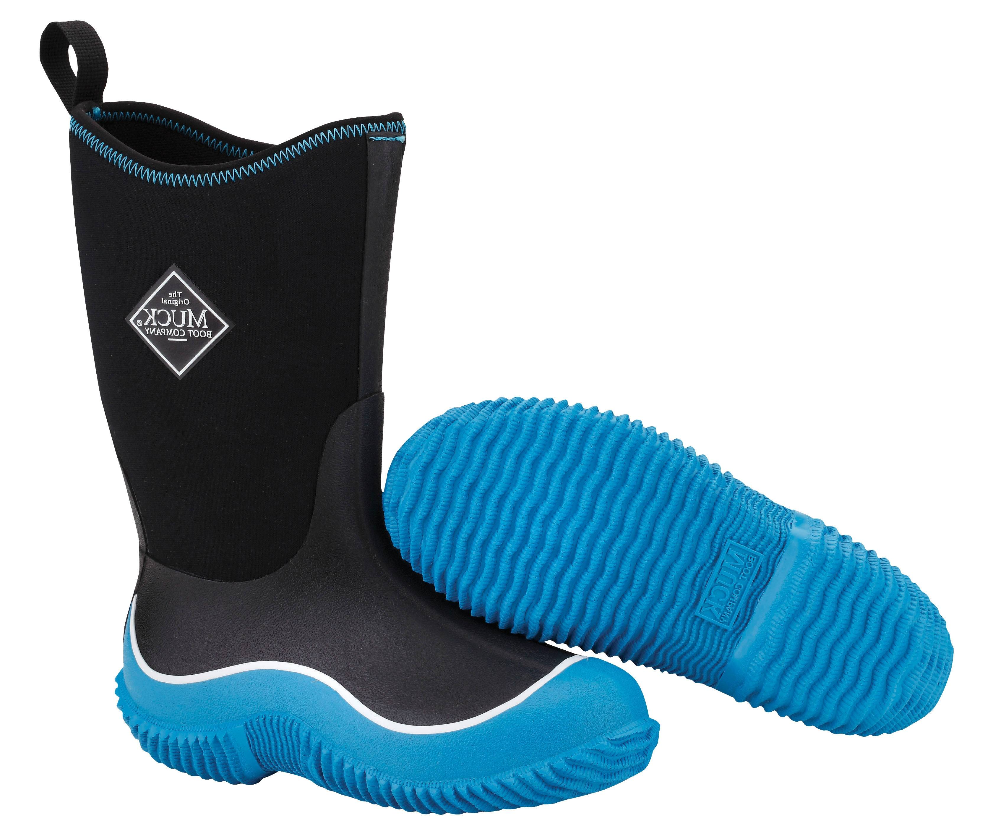 Muck Boots Hale - Kids - Blue/Black