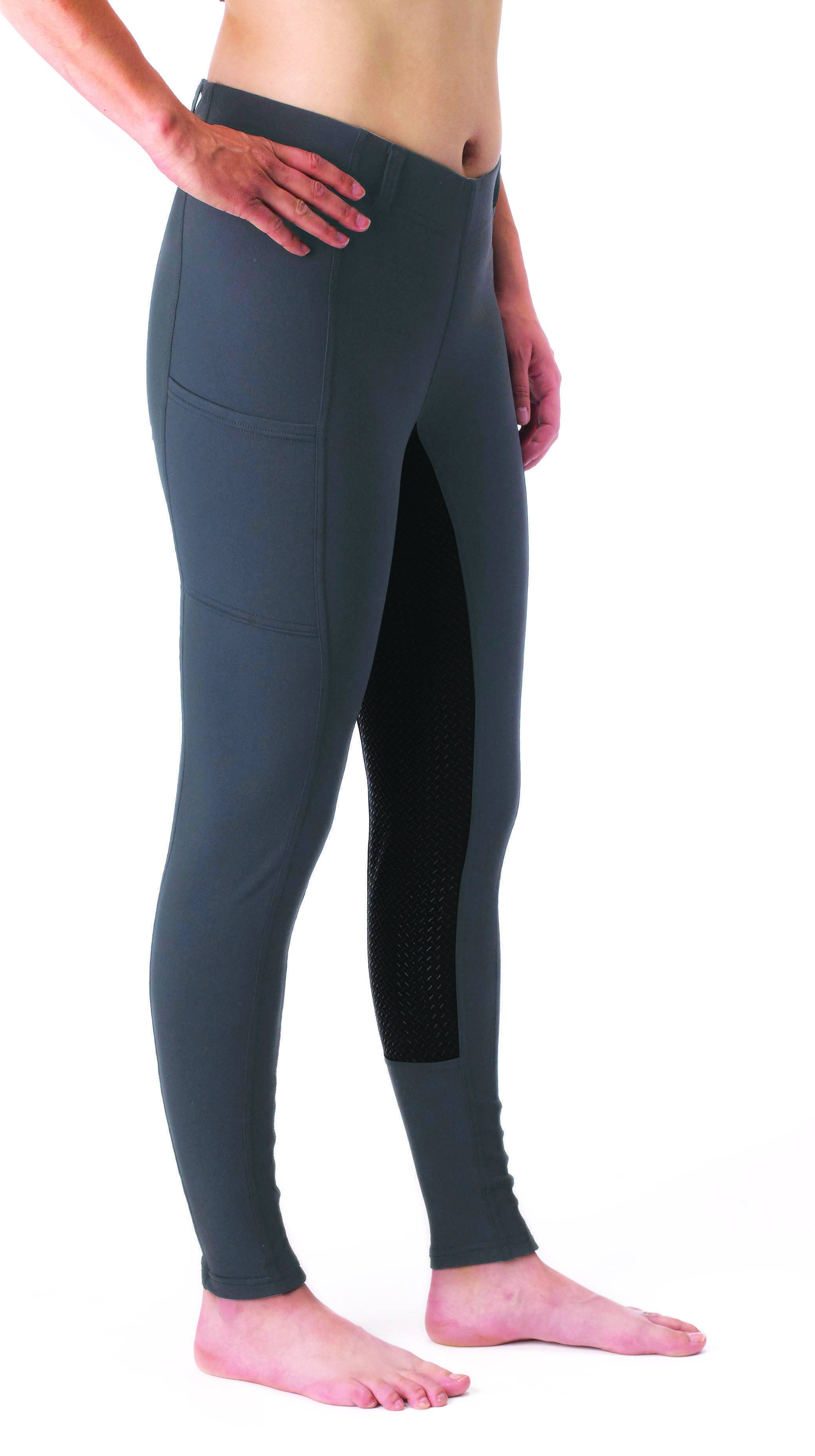 Kerrits Utility Extended Patch Breeches - Ladies