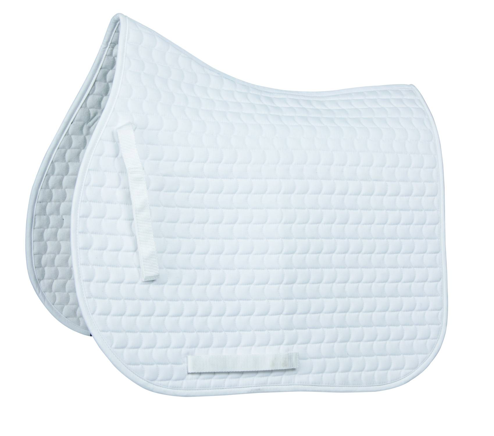 Shires Equestrian High Wither Quilted All Purpose Saddle Pad
