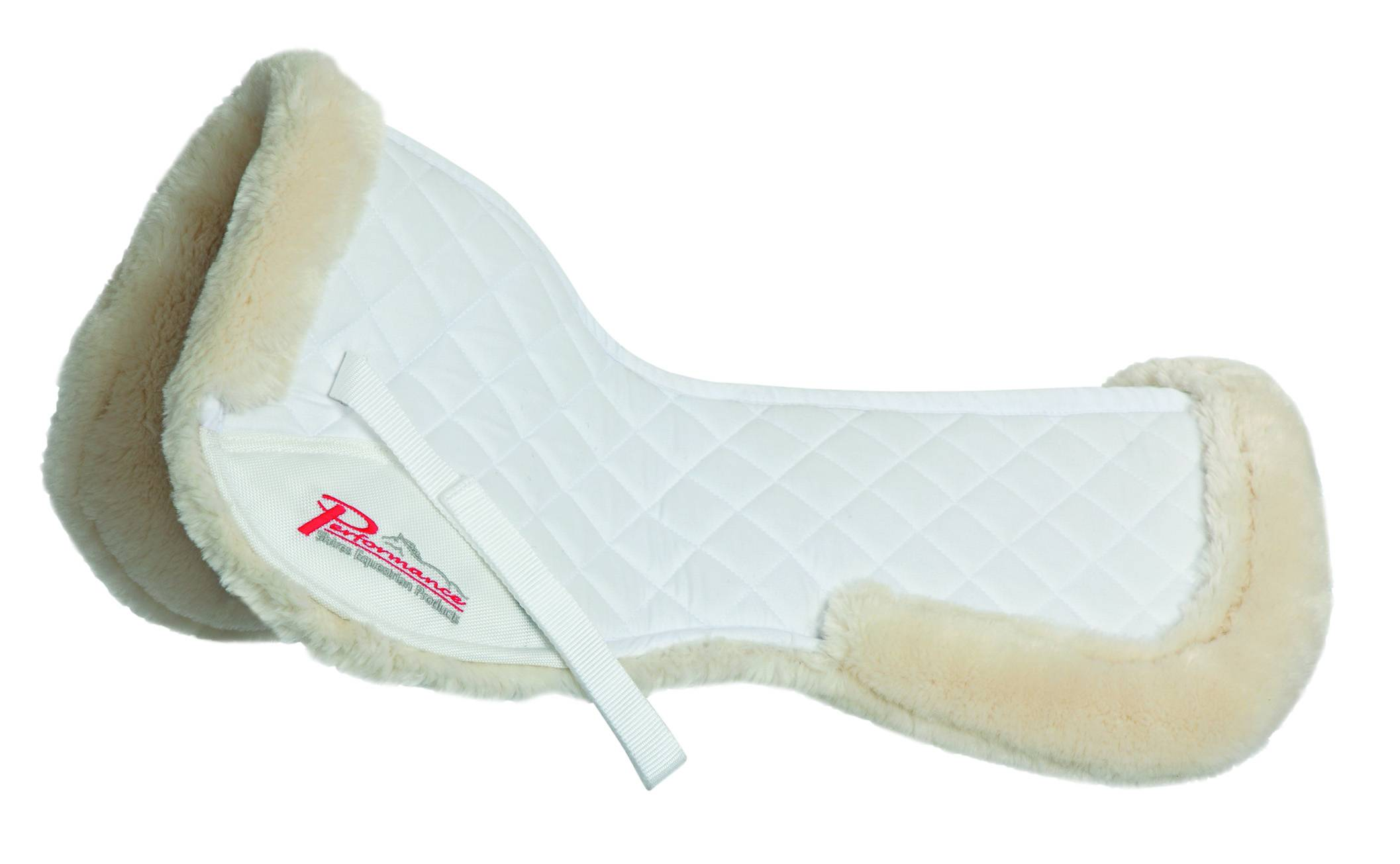 Shires Deluxe Saddle Pad - Dressage
