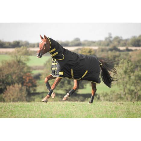 Shires Tempest Combo Turnout - 100 gm