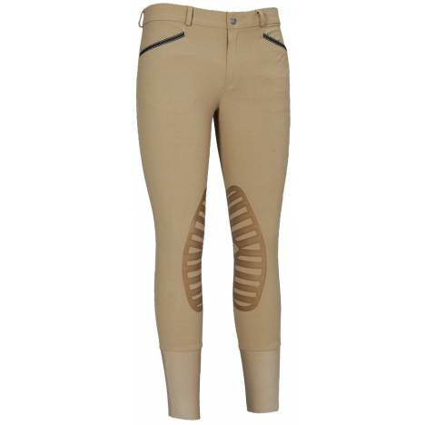 Tuffrider Tryon Breeches - Mens, Knee Patch