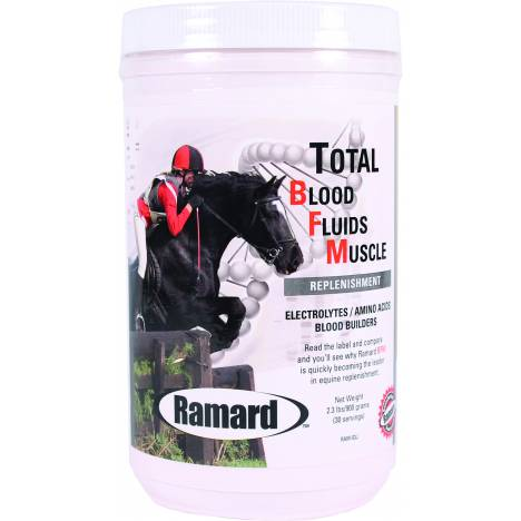 Total Blood Fluids Muscle Replenishment