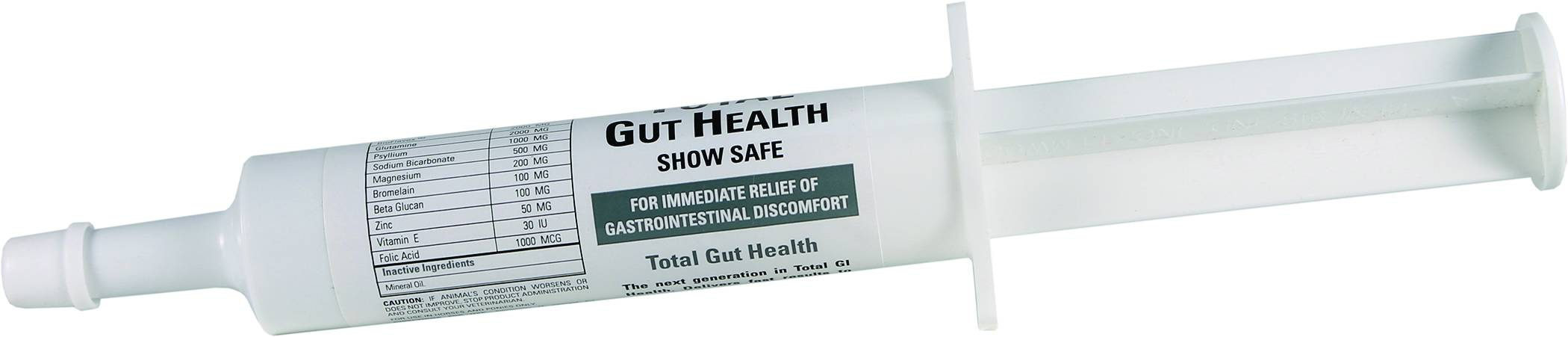 Total Gut Health Show Safe Syringe