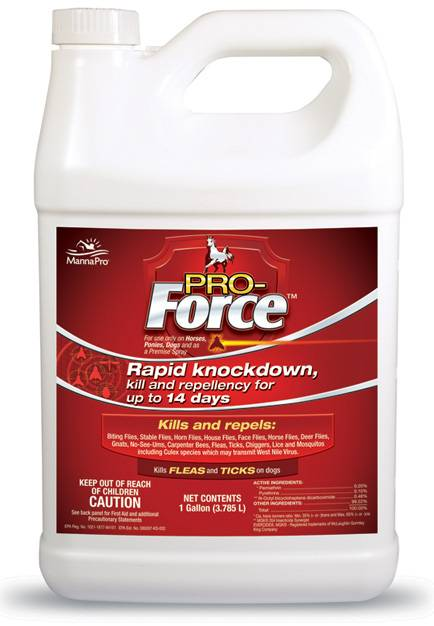 Manna Pro Pro-Force Fly Spray