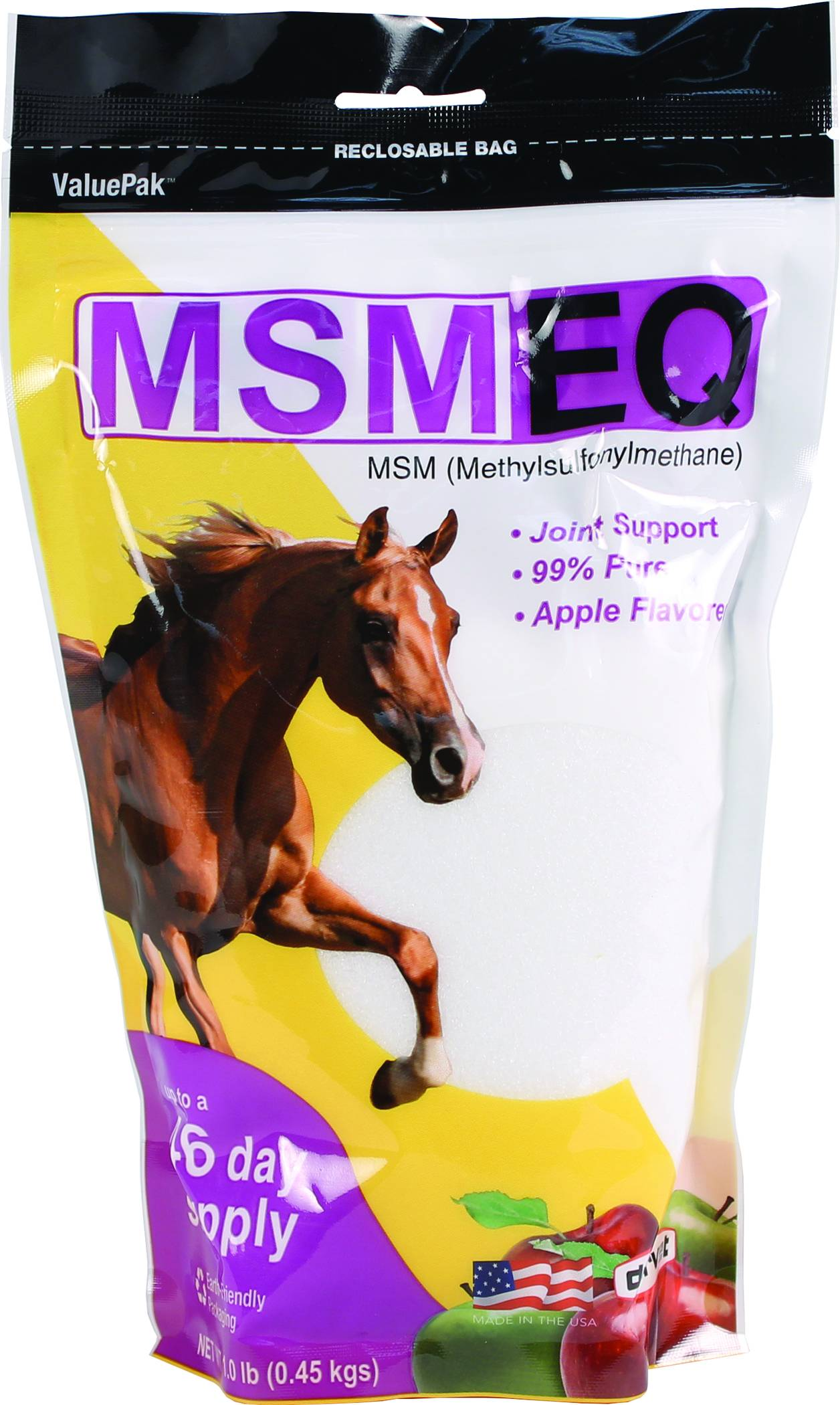Msm Eq For Equine