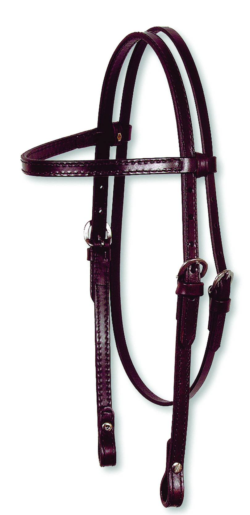 Circle Y Arabian Browband Headstall