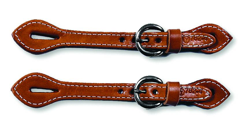 Circle Y Youth/Ladies Stitched Spur Strap