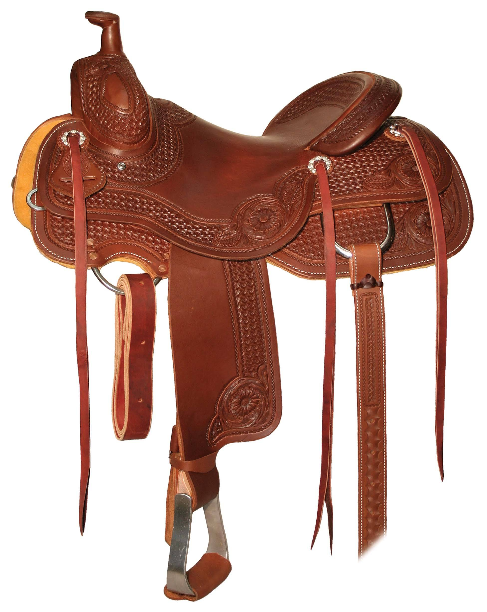 Circle Y XP Fannin Versatility Saddle