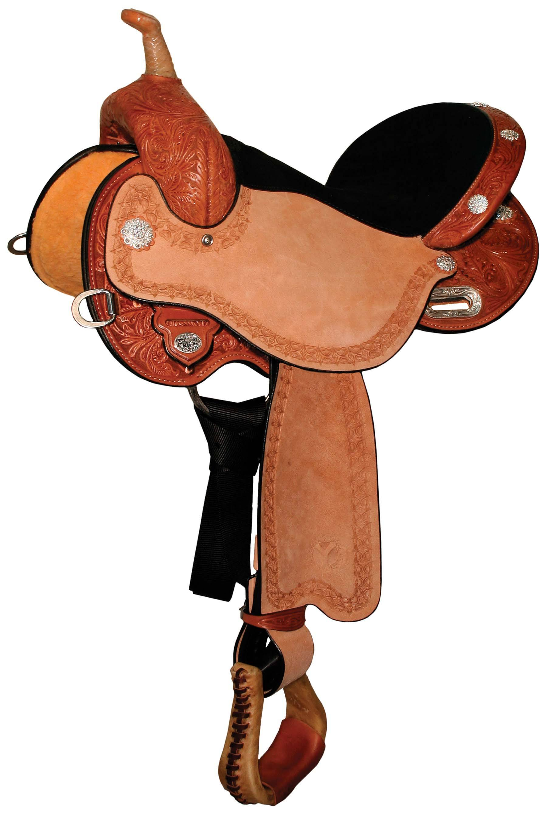 Circle Y KK Blaze Flex2 Barrel Saddle