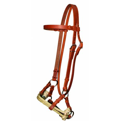Circle Y Double Rope Harness Side Pull