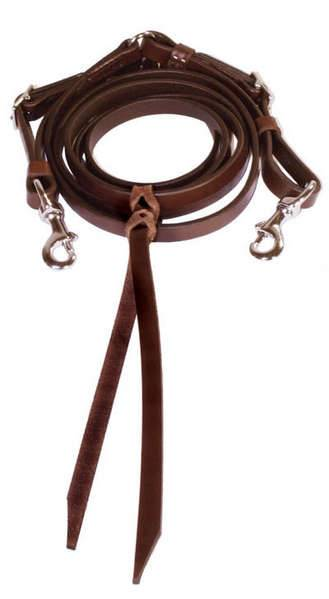 Circle Y Adjustable Trail Rein