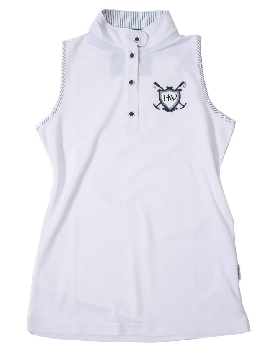Horseware Polo Lola Sleeveless Shirt - Ladies