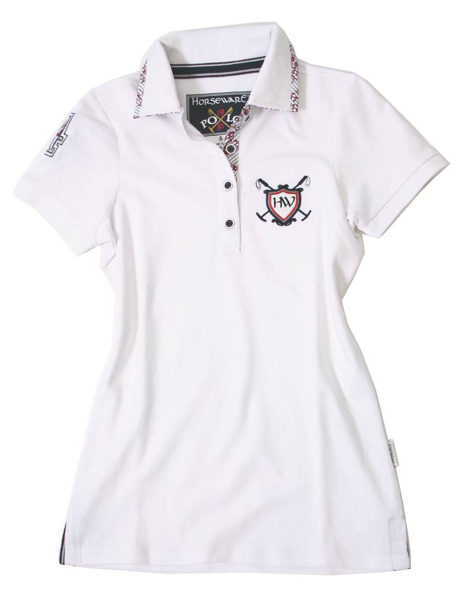 Horseware Polo Luna Shirt - Ladies