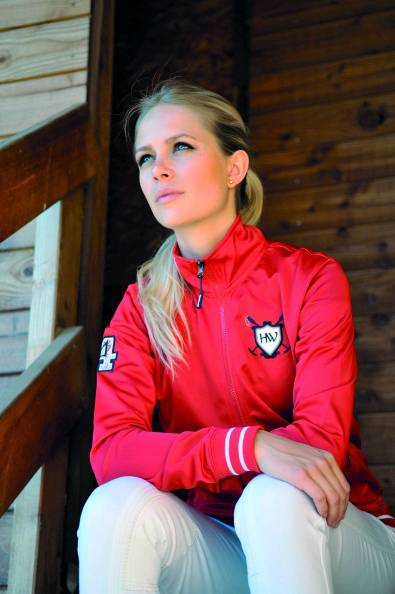 Horseware Polo Lena Track Top - Ladies