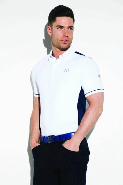 Horseware Mens Milano Polo Shirt