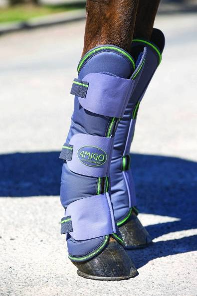 Amigo by Horseware Travel Boots