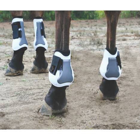 Professionals Choice Pro Performance Show Boots - Rear
