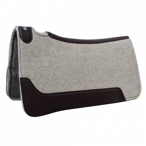 Professionals Choice Cowboy Felt Air Ride Roper Pad