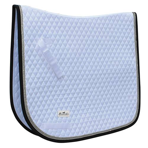 Professional's Choice Glitter Trim Dressage Pad