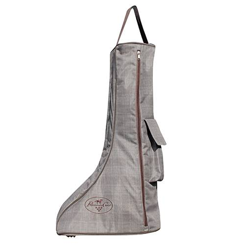 Professionals Choice Boot Bag - Chocolate Plaid