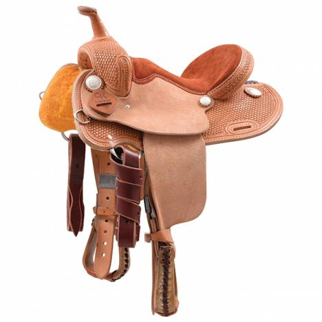 Cashel Cowboy Kid Barrel Racer Saddle