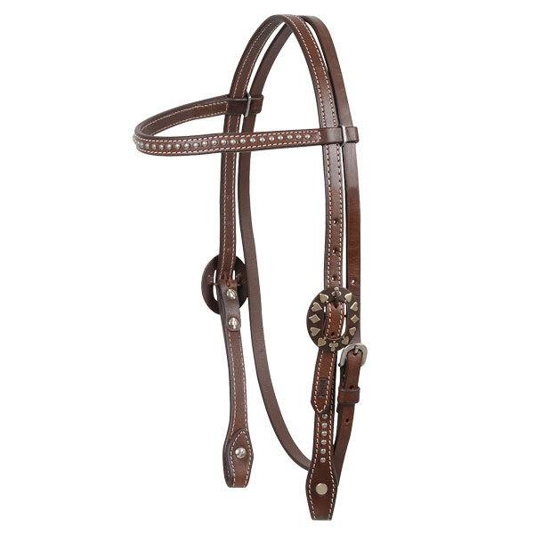 Cashel Browband Dotted Headstall
