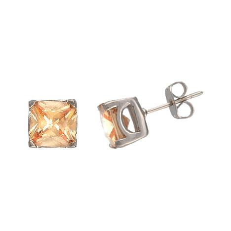 Montana Silversmiths River Lights At Sunset Post Earrings