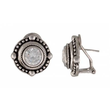 Montana Silversmiths A Gaze Upon The Western Night Earrings