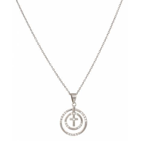 Montana Silversmiths Fellowship Circle Necklace